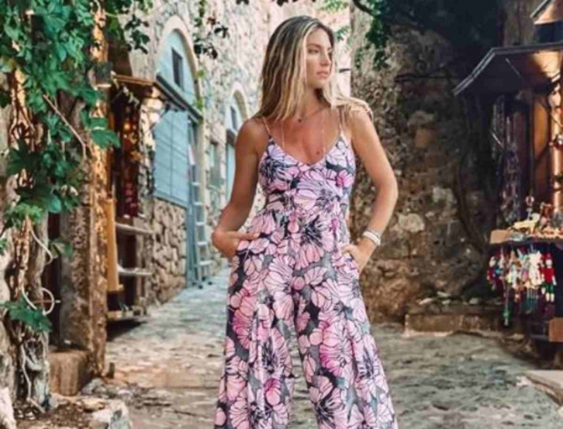 Αναστάτωσε το Instagram η Αθηνά Οικονομάκου - Έπεσαν