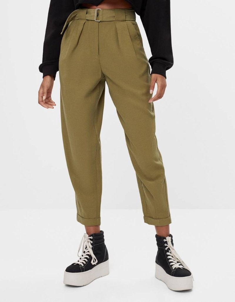 Bershka baggy παντελόνι