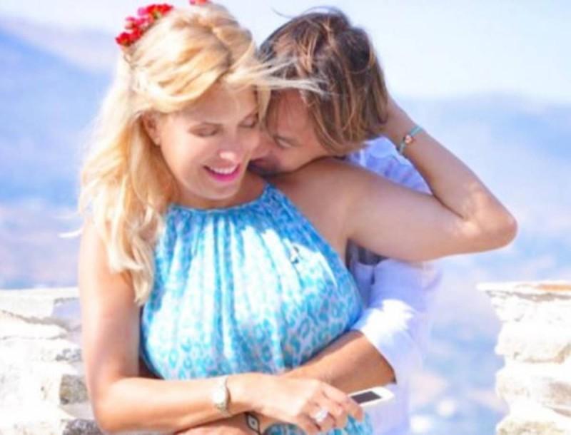 Ελένη Μενεγάκη - Ματέο Παντζόπουλος: Αυτό το φυτό έχουν σε όλα τα σπίτια τους για καλοτυχία