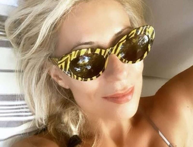 Μαρία Μπακοδήμου: Πριν την επιστροφή της στο OPENtv ποζάρει με