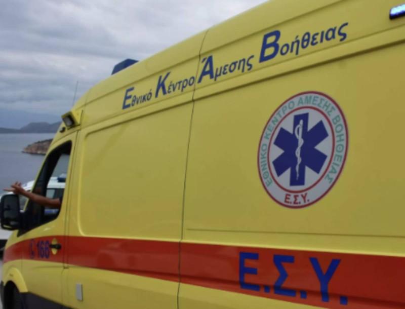 Έκρηξη σε εργοστάσιο της Ελευσίνας - Ένας νεκρός