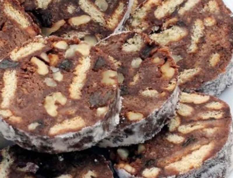 Το απόλυτο γλυκό ψυγείου της μαμάς - Με σοκολάτα και μπισκότα