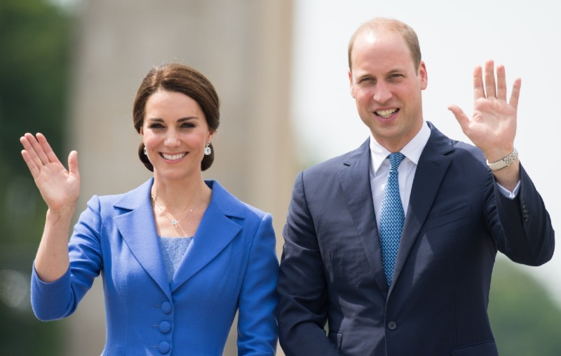 Kate Middleton William γάμος