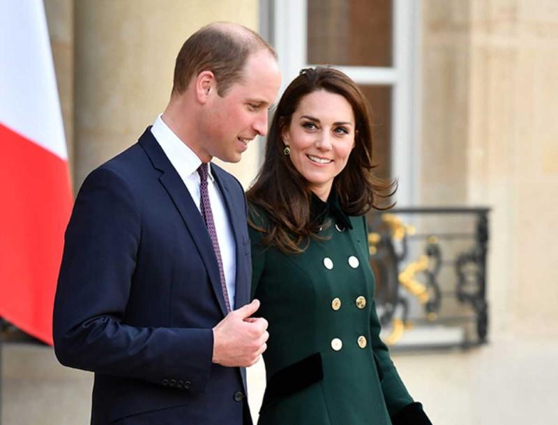 Έφυγαν από το Buckingham η Kate Middleton και ο William
