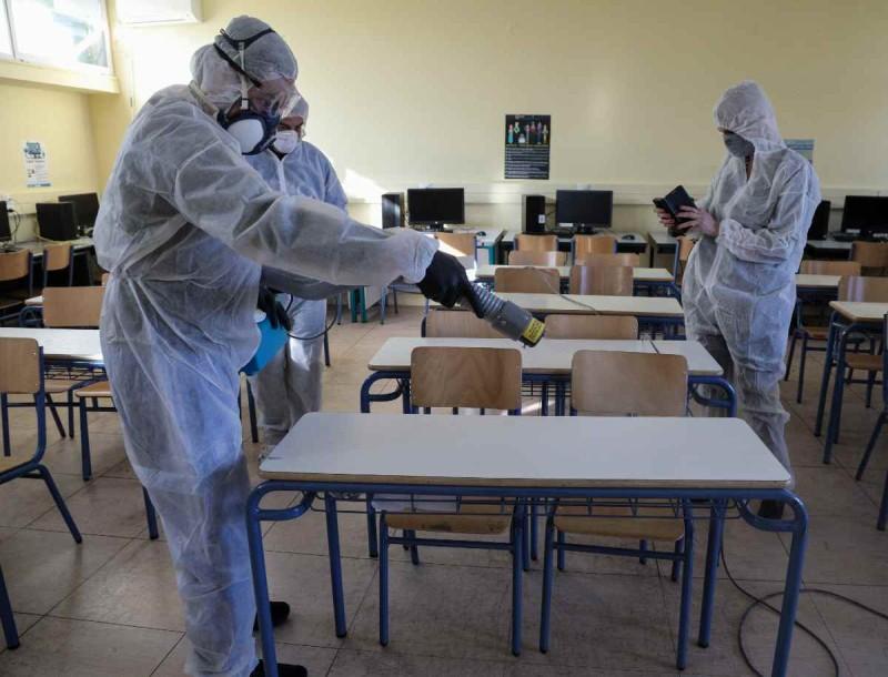 Κορωνοϊός: Νέο σενάριο για το άνοιγμα των σχολείων