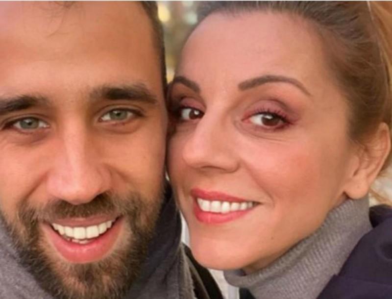 Ματίνα Νικολάου: Η φωτογραφία με το σύντροφό της και η αποκάλυψη για τα ευχάριστα