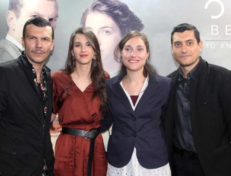 Κόκκινο Ποτάμι: Μετά το τέλος τους από το OPENtv ξανά μαζί το ζευγάρι