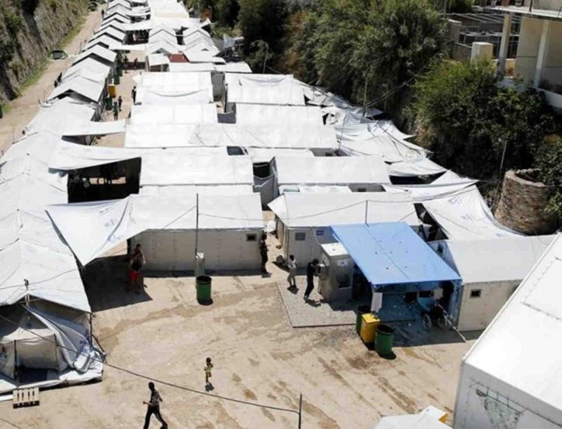 Κορωνοϊός: Το πρώτο κρούσμα στο ΚΥΤ της ΒΙΑΛ στη Χίο