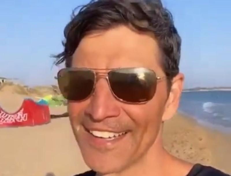 Έκανε την αποκάλυψη μέσα από ένα βίντεο ο Σάκης Ρουβάς