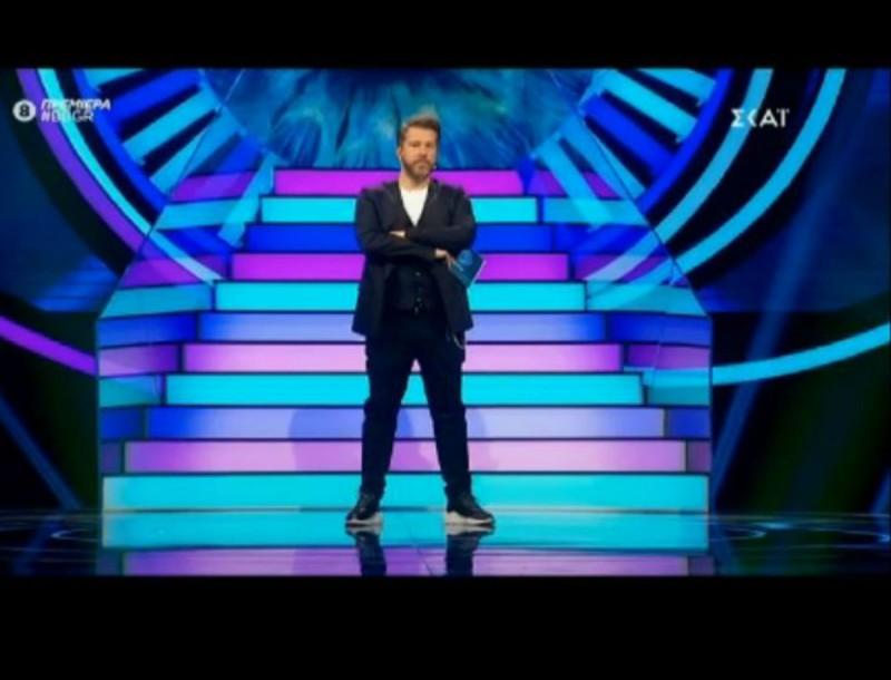 Πρεμιέρα για το Big Brother - Η μεγάλη αποκάλυψη του Χάρη Βαρθακούρη στον αέρα του ΣΚΑΙ