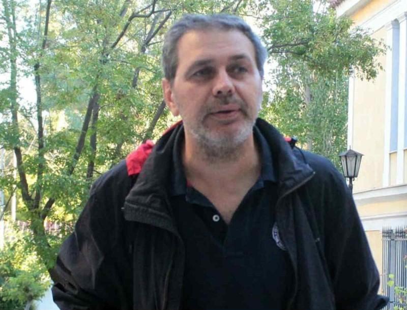 Στέφανος Χίος: Οι κάμερες ασφαλείας