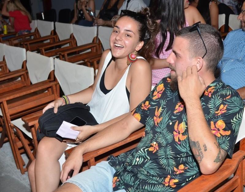 χωρισμός ζευγάρι ελληνική showbiz Ζένια Μπονάτσου Σωτήρης Μανίκας