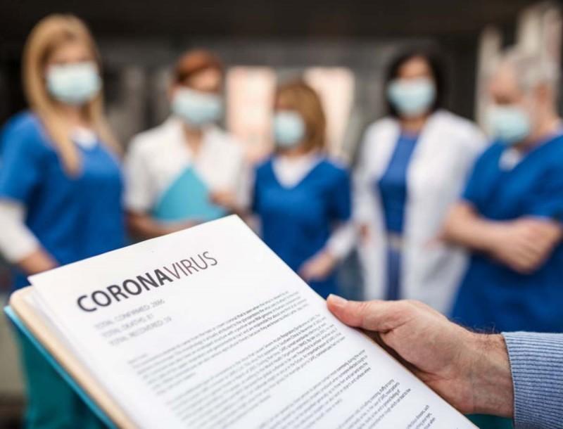Κορωνοϊός: Νεκρός 59χρονος στο νοσοκομείο Λάρισας!