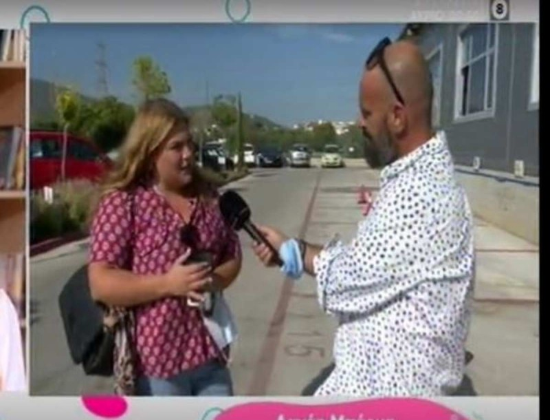 Δανάη Μπάρκα: Οι δηλώσεις πριν την πρεμιέρα της στο MEGA - «Όταν μου έγινε η πρόταση είπα...»