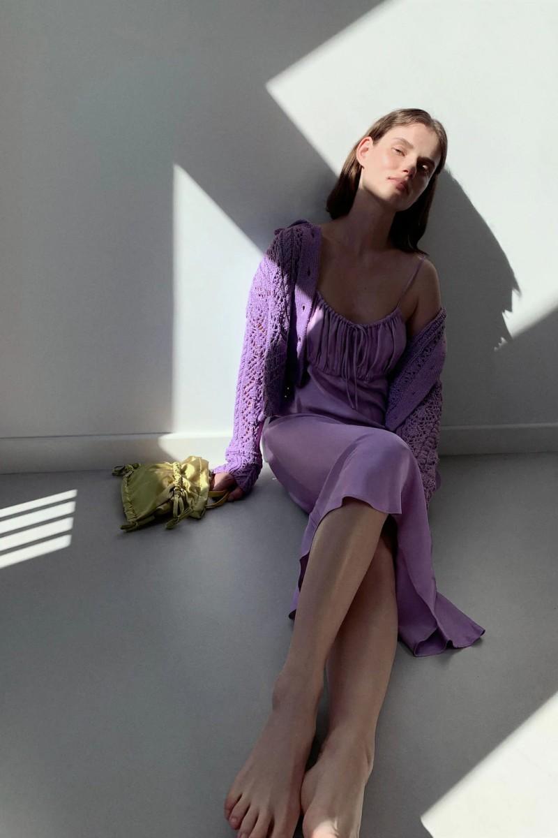 Zara φόρεμα τάση στο instagram
