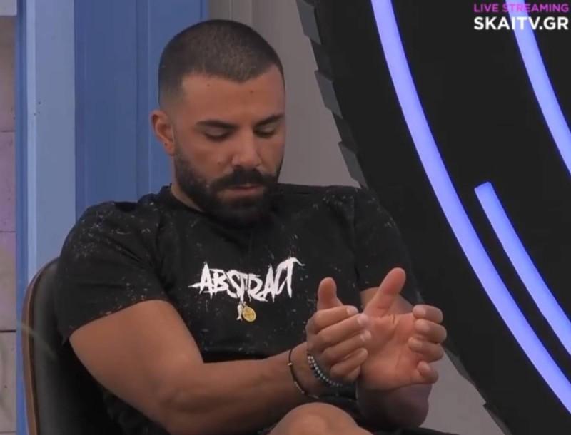Big Brother: Νέα αινιγματική ανάρτηση από τον Αντώνη Αλεξανδρίδη - «Τα κλειστά στόματα άνοιξαν...»