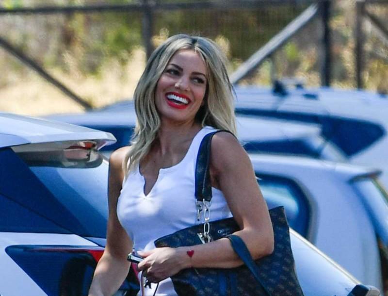 Ιωάννα Μαλέσκου: Την «τσάκωσαν» με το πιο αγαπημένο παντελόνι των Zara που κάνει