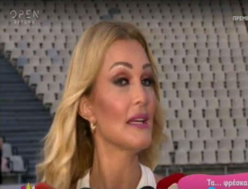 Νατάσα Θεοδωρίδου: Συναυλία στην Θεσσαλονίκη υπό αυστηρά μέτρα!