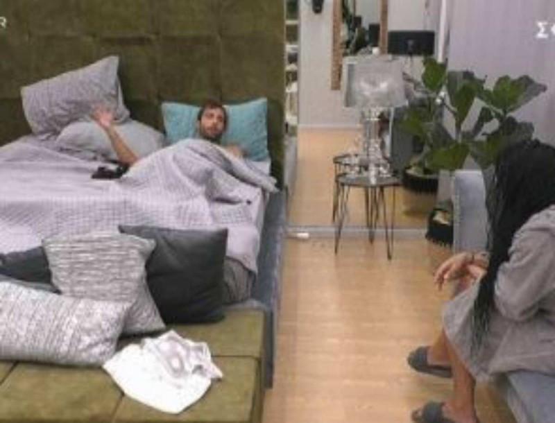 Big Brother: Έξαλλος ο Κεχαγιάς με Γρηγόρη και Σοφία - «Να παντρευτούν αν θέλουν»