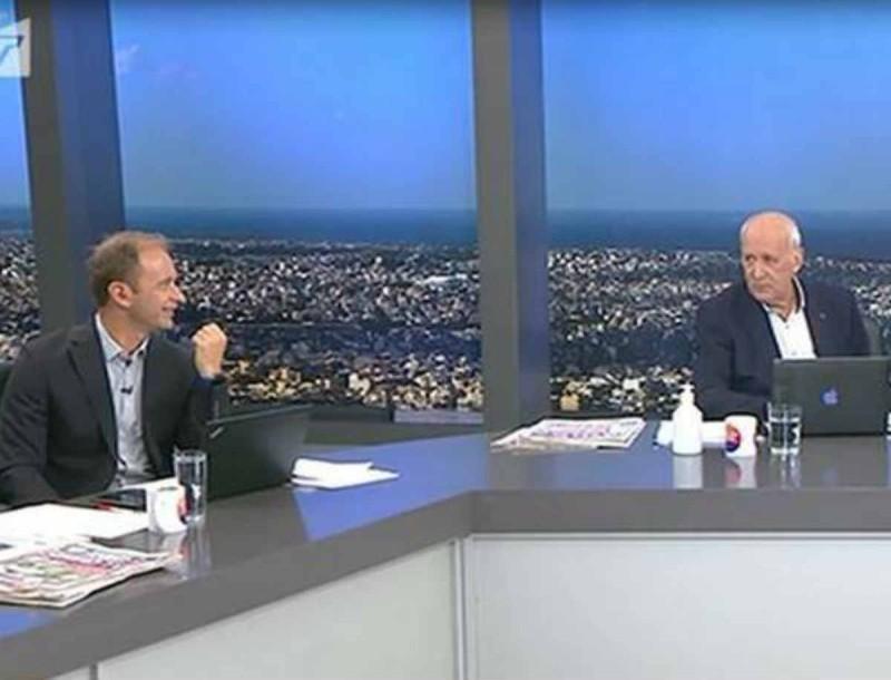 Γιώργος Παπαδάκης: Η αποκάλυψη που σόκαρε τους συνεργάτες του!