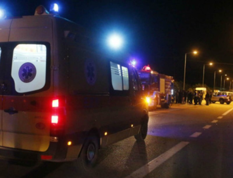 Eβρος: Τροχαίο δυστύχημα με δυο νεκρούς σε σύγκρουση μηχανής με φορτηγό