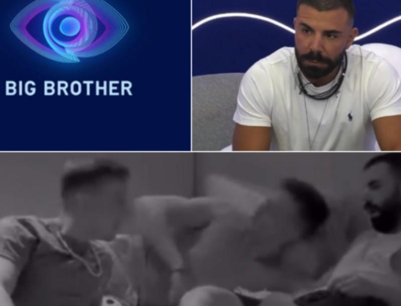 Big Brother - τηλεθέαση 7/9: Αυτά είναι τα νούμερα μετά τις δηλώσεις περί... βιασμού!