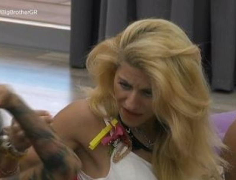 Big Brother: H Άννα Μαρία τα... έχωσε στην Ραμόνα για την δοκιμασία του βέτο