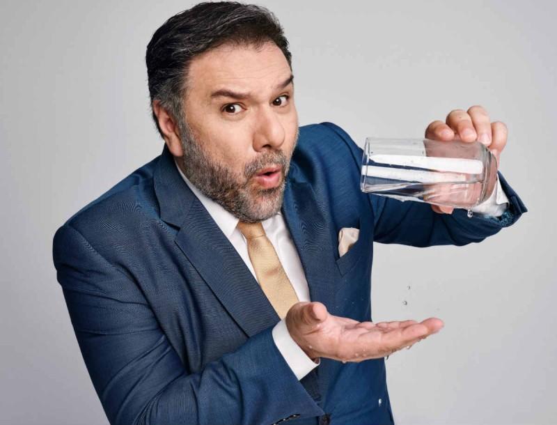 Γρηγόρης Αρναούτογλου: Εξελίξεις με το The 2night show - Βγήκε ανακοίνωση