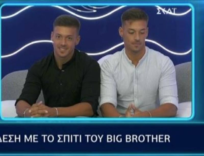 Big Brother: Δίδυμοι και Ραϊσα μίλησαν ανοιχτά για τη «σχέση» τους - Έπος τα πλάνα που δεν προβλήθηκαν ποτέ
