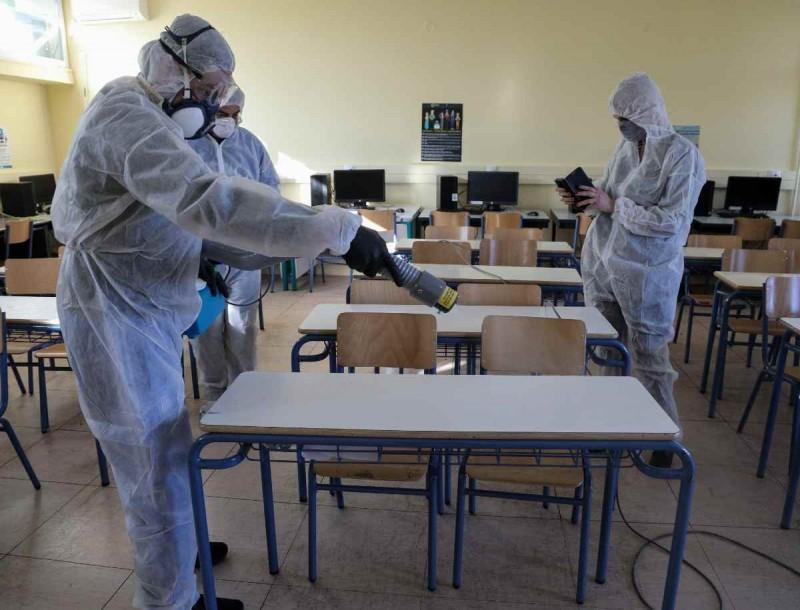 Kορωνοϊός: Νέο κρούσμα σε λύκειο στο Μαρκόπουλο!