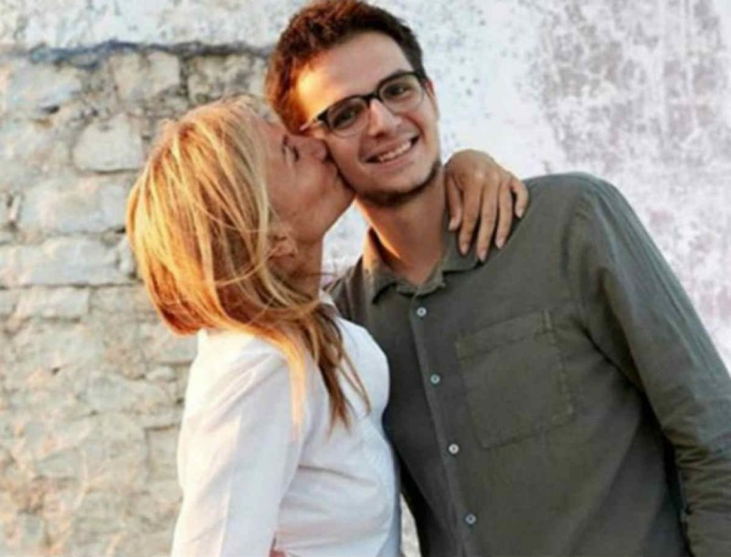 Μαρέβα Μητσοτάκη: Η ορκομωσία του γιου  της στον στρατό -