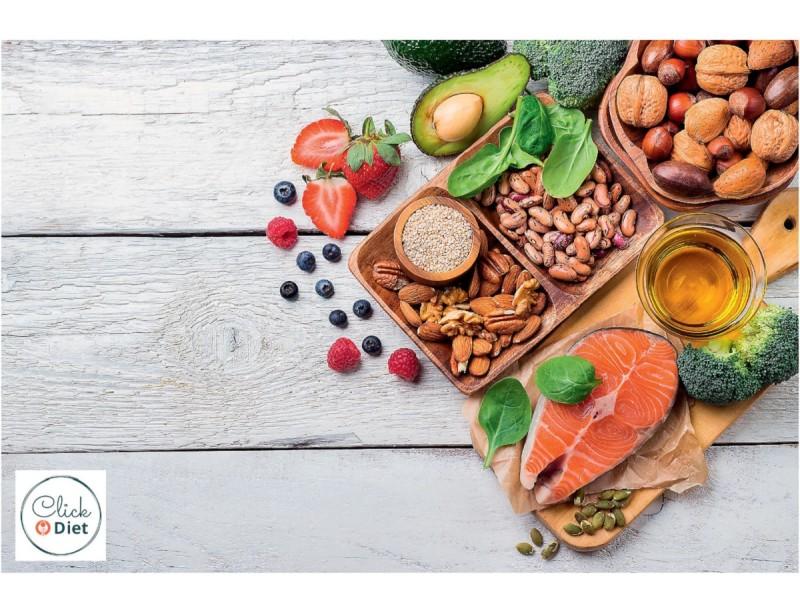ClickDiet: Διατροφικές υπηρεσίες από επαγγελματίες με ένα κλικ!