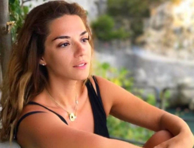Έφυγε οριστικά από την Κρήτη η Βάσω Λασκαράκη - Φωτογραφία ντοκουμέντο