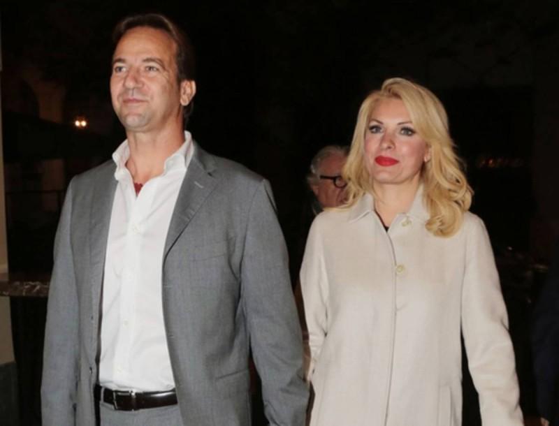Νέα αρχή για την Ελένη Μενεγάκη μετά την επιστροφή της από την Άνδρο - Στο πλευρό της ο Ματέο Παντζόπουλος