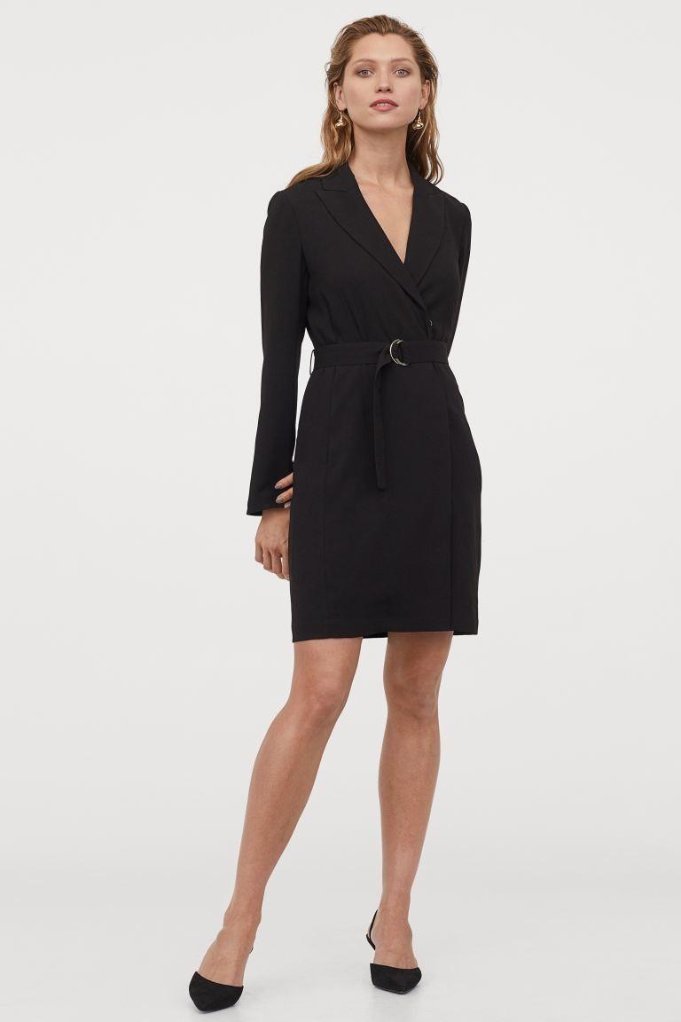 H&M φόρεμα σακάκι