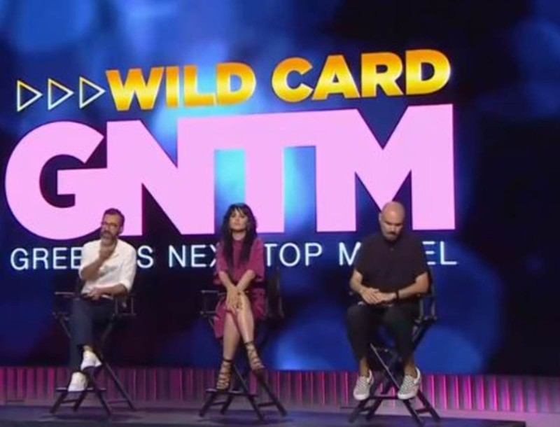 GNTM 3: Δόθηκε η πρώτη Wild Card - Την έδωσε η Ζενεβιέβ Μαζαρί