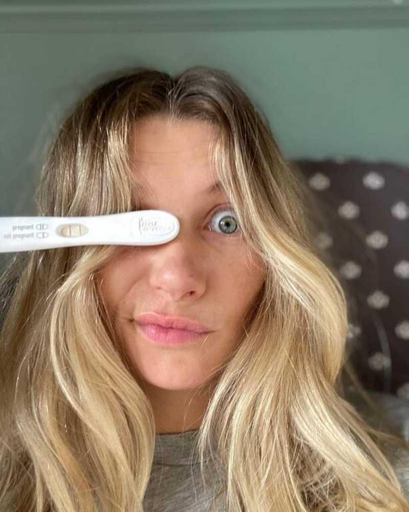 Jessica Hart έγκυος