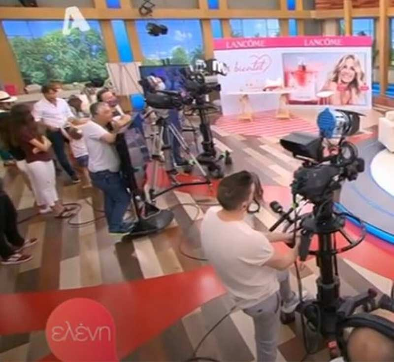 Ματέο Παντζόπουλος Μαρίνα τελευταία εκπομπή Ελένης Μενεγάκη