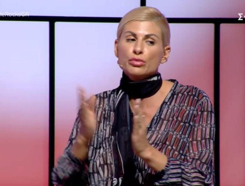 My Style Rocks: «Άδειασε» την Τζένη Γεωργιάδου η Ευρυδίκη Παπαδοπούλου