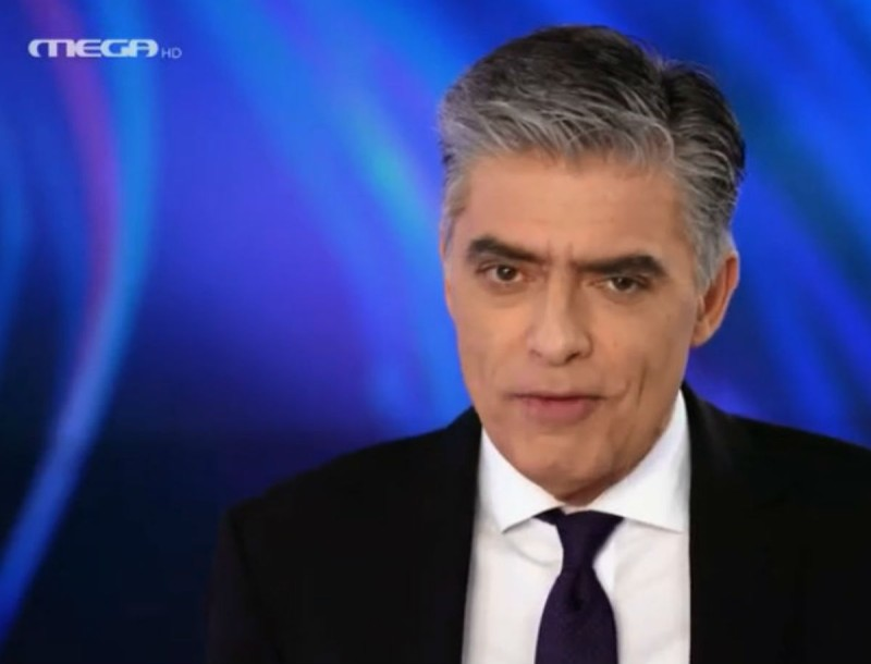 Νίκος Ευαγγελάτος: Έσπασε ρεκόρ σε νούμερα το Live News - Ξεκίνησε από 6,8 και έφτασε...