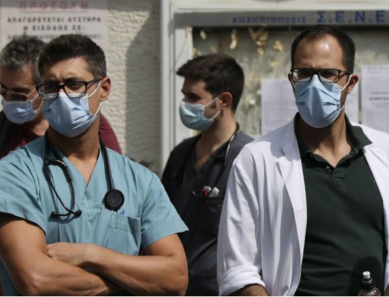 Σε 24ωρή πανελλαδική απεργία την Πέμπτη οι νοσοκομειακοί γιατροί!