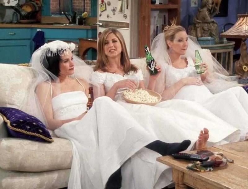 Τα φιλαράκια: Στη φόρα το μυστικό Μόνικας και Ρέιτσελ - Είναι απίστευτο....
