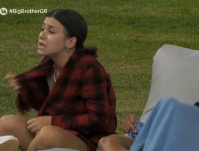 Big Brother: Ξέσπασε η Ραΐσα - «Με κούρασες, τέλος»