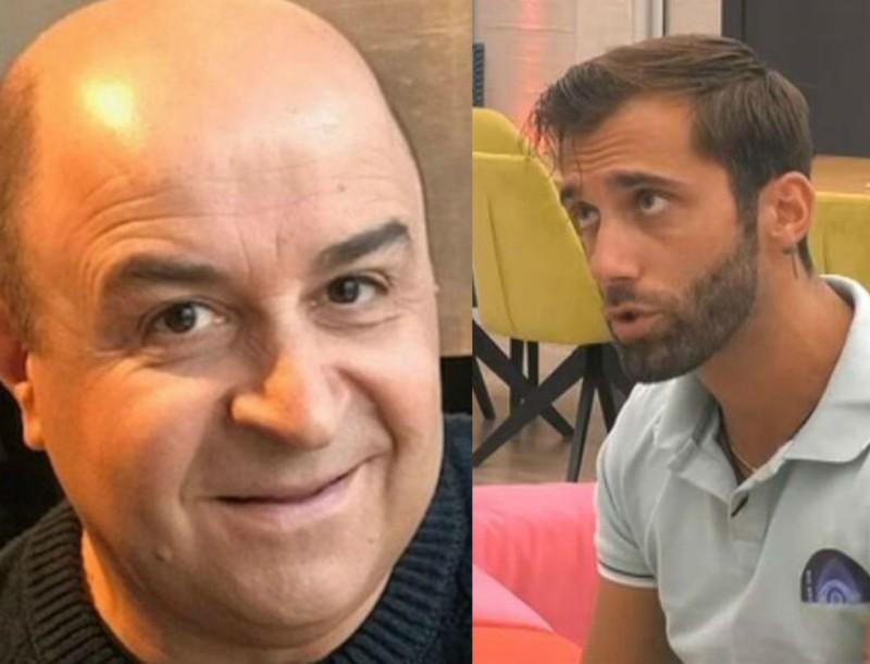 Αποκάλυψη: Η άγνωστη σχέση του Μάρκου Σεφερλή με τον Δημήτρη Κεχαγιά του Big Brother