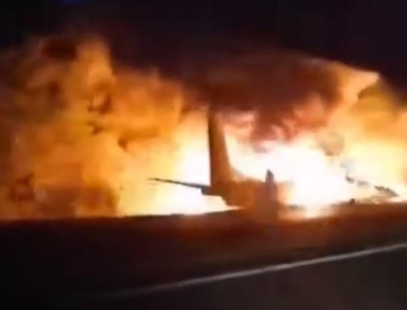 Τραγωδία στην Ουκρανία: Συνετρίβη αεροσκάφος - 18 νεκροί