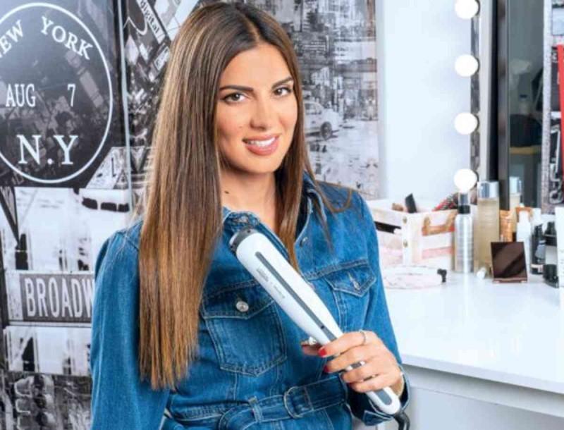 Αυτό είναι το αγαπημένο μου εργαλείο για τέλεια sleek και wavy looks από τη L'Oréal Professionnel!