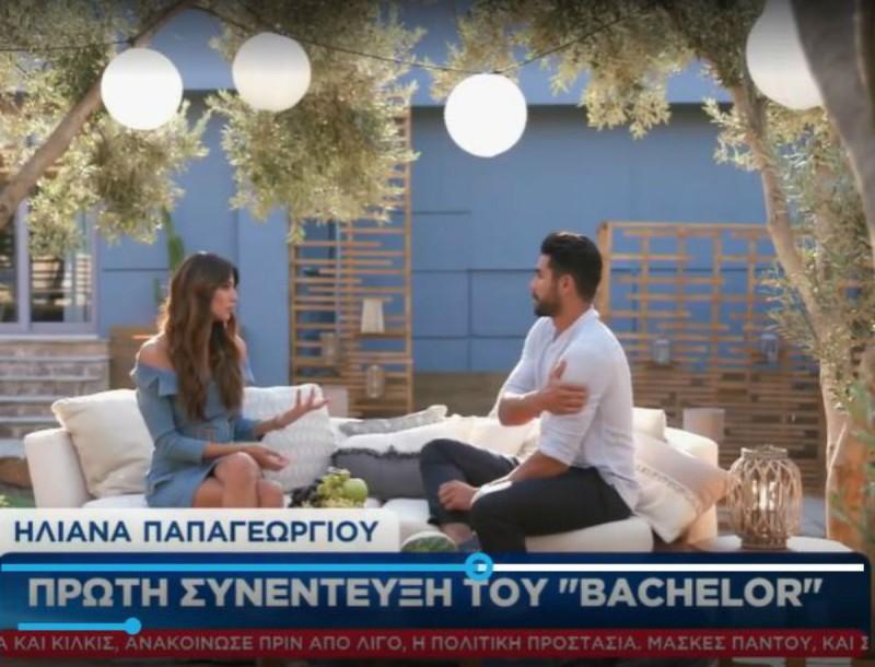 The Bachelor: Η συνάντηση του Παναγιώτη Βασιλάκου με την Ηλιάνα Παπαγεωργίου!