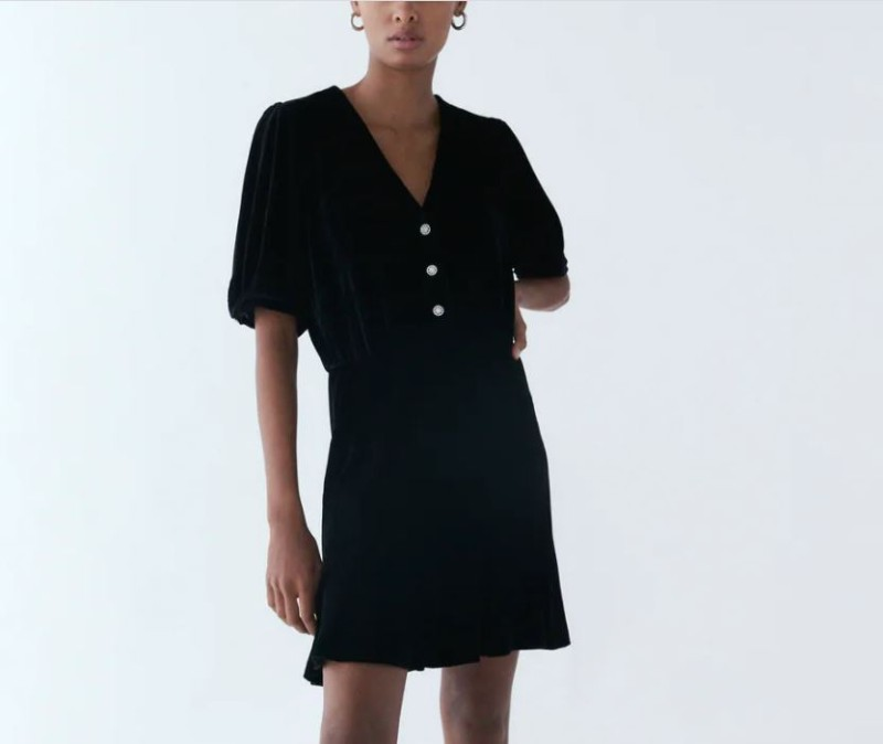 Zara φόρεμα
