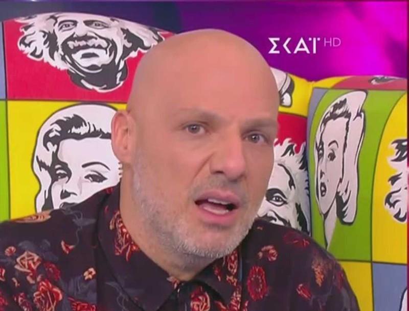 «Άναυδος» ο Νίκος Μουτσινάς με την παρέμβαση του Δημήτρη Ουγγαρέζου στο Καλό Μεσημεράκι
