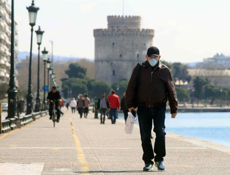 Κορωνοϊός: 210 θετικά από τα 1500 rapid test στην Θεσσαλονίκη